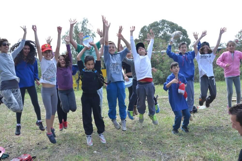 פעילות קבוצתית לנוער